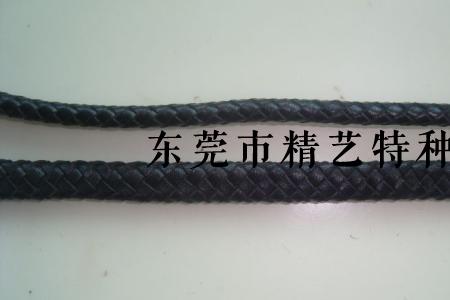 圆、扁皮料编织